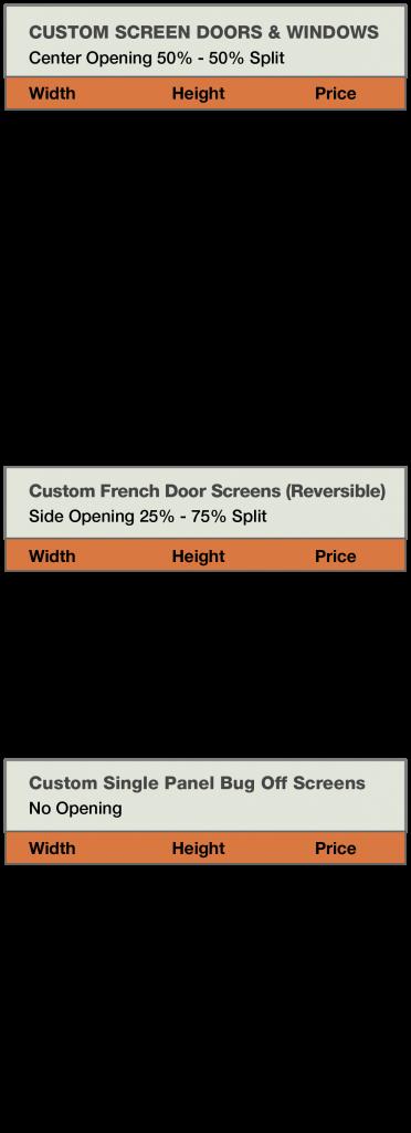 Bug Off Screen U2013 The Smart Screen Door